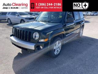 Used 2010 Jeep Patriot LIMITED for sale in Saskatoon, SK
