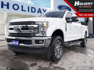 Used 2018 Ford F-350 Super Duty SRW Lariat for sale in Peterborough, ON