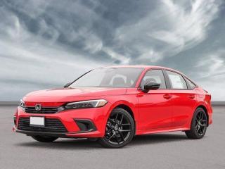 New 2022 Honda Civic Sedan Sport for sale in Corner Brook, NL