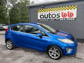 Used 2011 Ford Fiesta Hayon 5 portes SE for sale in Laval, QC