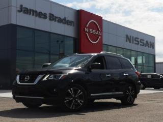 Used 2018 Nissan Pathfinder Platinum for sale in Kingston, ON