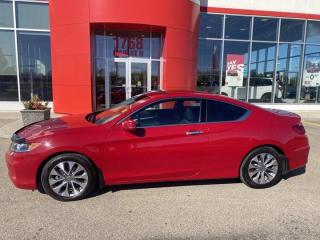 Used 2015 Honda Accord COUPE EX for sale in Moose Jaw, SK