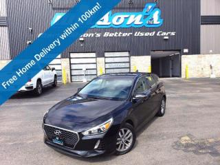Used 2019 Hyundai Elantra GT Preferred, Heated Steering Wheel + Seats, Android Auto + Apple CarPlay and Much More! for sale in Guelph, ON