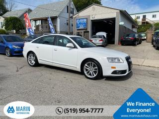 Used 2010 Audi A6 Tiptronic for sale in Kitchener, ON