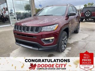 New 2021 Jeep Compass 80th Anniversary-4WD,Remote Start, Htd.Seats/Wheel for sale in Saskatoon, SK