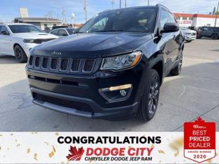 New 2021 Jeep Compass 80th Anniversary- 4WD, Remote Start, Htd. Seats for sale in Saskatoon, SK