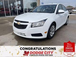 Used 2014 Chevrolet Cruze 1LT- Keyless Entry, Bluetooth for sale in Saskatoon, SK