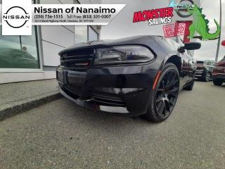 Used 2018 Dodge Charger SXT for sale in Nanaimo, BC