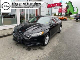 Used 2017 Ford Fusion S for sale in Nanaimo, BC