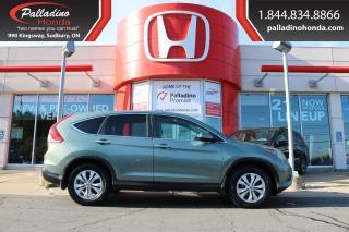 Used 2012 Honda CR-V EX - CERTIFIED - for sale in Sudbury, ON