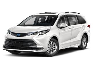New 2021 Toyota Sienna LE AWD 8 Passenger for sale in Williams Lake, BC