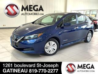 Used 2019 Nissan Leaf S for sale in Gatineau, QC