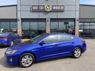 Used 2020 Hyundai Elantra Preferred IVT for sale in Thunder Bay, ON