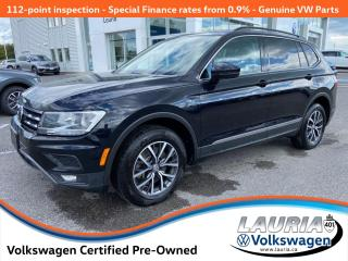 Used 2019 Volkswagen Tiguan 2.0T Comfortline 4Motion AWD - LOW KMS for sale in PORT HOPE, ON