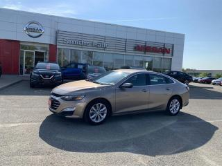 Used 2019 Chevrolet Malibu LT for sale in Smiths Falls, ON