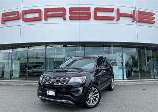 Used 2016 Ford Explorer LIMITED for sale in Langley City, BC