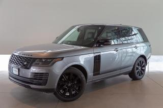 Used 2020 Land Rover Range Rover 5.0L V8 Supercharged P525 HSE SWB for sale in Langley City, BC
