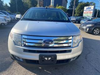 Used 2009 Ford Edge SEL for sale in Scarborough, ON