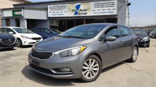 Used 2015 Kia Forte5 LX+5dr HB Man FREE WINTER TIRES for sale in Etobicoke, ON
