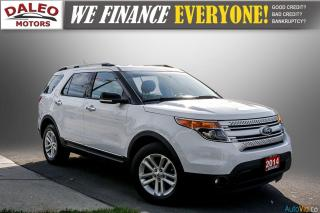Used 2014 Ford Explorer XLT / 7 PASSENGERS / NAVI / HEATED SEATS / TOW for sale in Hamilton, ON