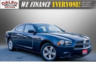 Used 2014 Dodge Charger SE / BUCKET SEATS / KEYLESS GO for sale in Hamilton, ON