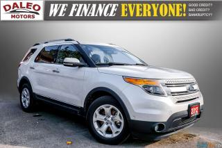 Used 2012 Ford Explorer Limited / 7 PASSENGERS / NAVI / LEATHER /  LOADED for sale in Hamilton, ON