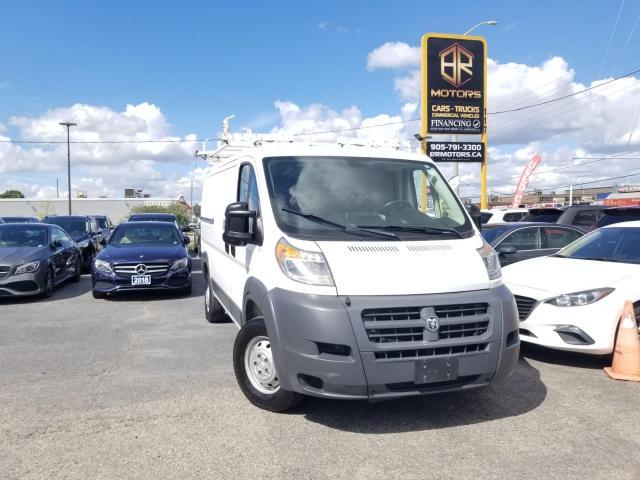 2016 RAM Cargo Van No Accidents|Diesel|1500 LowRoof 136WB | Certified