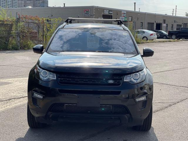 2016 Land Rover Discovery Sport HSE LUXURY NAVIGATION/CAMERA/BLIND SPOT Photo3