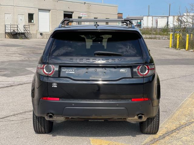 2016 Land Rover Discovery Sport HSE LUXURY NAVIGATION/CAMERA/BLIND SPOT Photo7