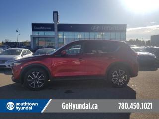 Used 2018 Mazda CX-5 GT/AWD/LEATHER/NAVI/BLINDSPOT for sale in Edmonton, AB