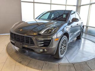 Used 2018 Porsche Macan CPO | Ext. Warranty | Premium Plus | No Accidents for sale in Edmonton, AB
