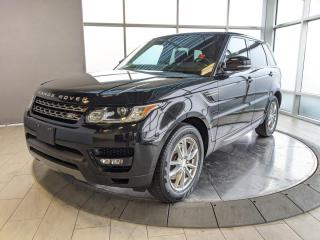 Used 2014 Land Rover Range Rover Sport V6 HSE for sale in Edmonton, AB
