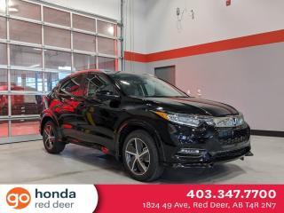 New 2022 Honda HR-V Touring for sale in Red Deer, AB