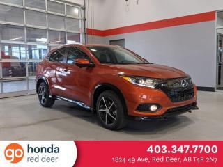 New 2022 Honda HR-V Sport for sale in Red Deer, AB