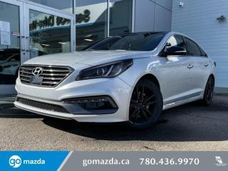 Used 2015 Hyundai Sonata 2.0T ULTIMATE for sale in Edmonton, AB