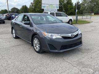 Used 2014 Toyota Camry LE PLUS NAVIGATION, LEATHER for sale in Komoka, ON