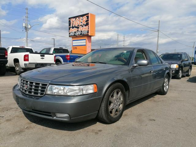 2003 Cadillac Seville Touring STS*LEATHER*ONLY 126KMS*GREAT SHAPE*AS IS