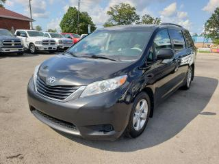 Used 2014 Toyota Sienna LE**BLUETOOTH*REARVIEW CAM*POWER/HEATED SEATS** for sale in Caledonia, ON