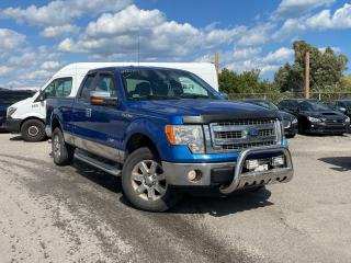 Used 2013 Ford F-150 XLT 4WD for sale in Oakville, ON