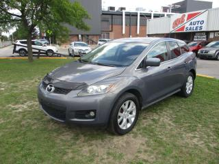Used 2007 Mazda CX-7 GS ~ AWD ~ LEATHER ~ SUNROOF ~ SAFETY INCLUDED for sale in Toronto, ON