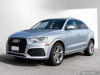 Used 2018 Audi Q3 2.0T Progressiv quattro w/ Nav|19