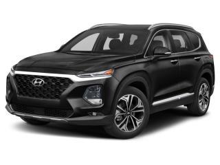 Used 2020 Hyundai Santa Fe Ultimate 2.0 for sale in Woodstock, ON