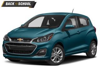 New 2021 Chevrolet Spark 1LT CVT for sale in Burnaby, BC