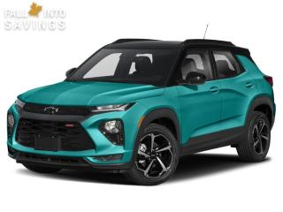 New 2022 Chevrolet TrailBlazer RS for sale in Burnaby, BC