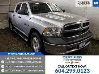 Used 2016 RAM 1500 ST for sale in Burnaby, BC