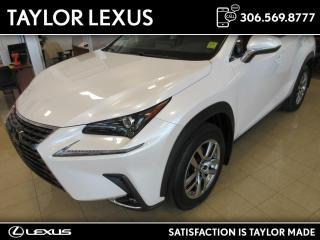 New 2021 Lexus NX 300 for sale in Regina, SK