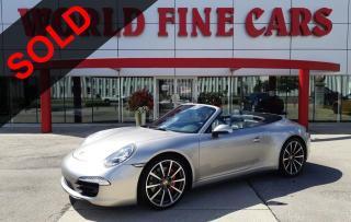 Used 2013 Porsche 911 Carrera 4S | 7-Speed! | CLEAN for sale in Etobicoke, ON