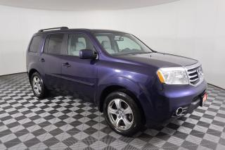 Used 2014 Honda Pilot EX-L 1 OWNER - LOCAL TRADE | AWD | LEATHER | 8-PASSENGER for sale in Huntsville, ON