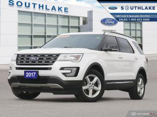 Used 2017 Ford Explorer XLT LEATHER|NAV|BUCKET SEATS for sale in Newmarket, ON