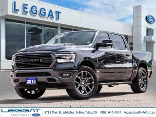 Used 2019 RAM 1500 Sport/Rebel for sale in Stouffville, ON